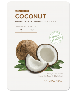 COCONUT Hydrating Collagen Essence Mask