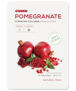 POMEGRANATE Hydrating Collagen Essence Mask