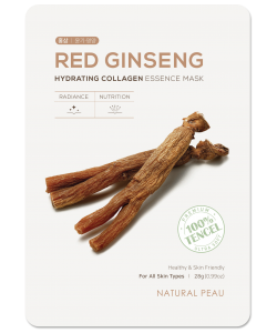 RED GINSENG Hydrating Collagen Essence Mask